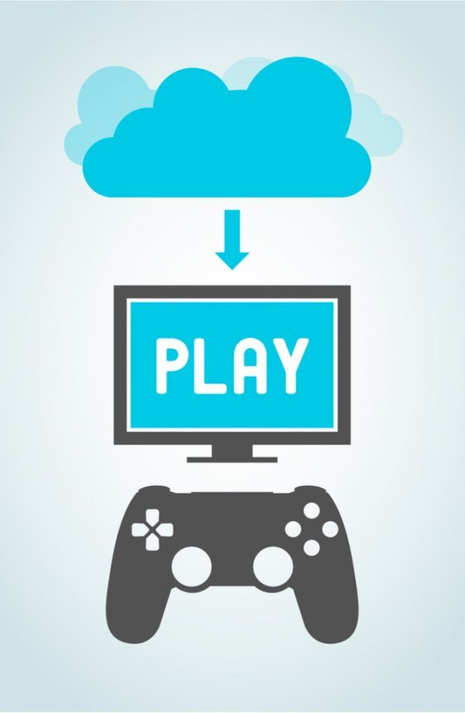 Bild im Artikel über Cloud Gaming von technikfrage.de