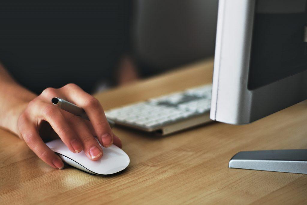 Maus und Tastatur