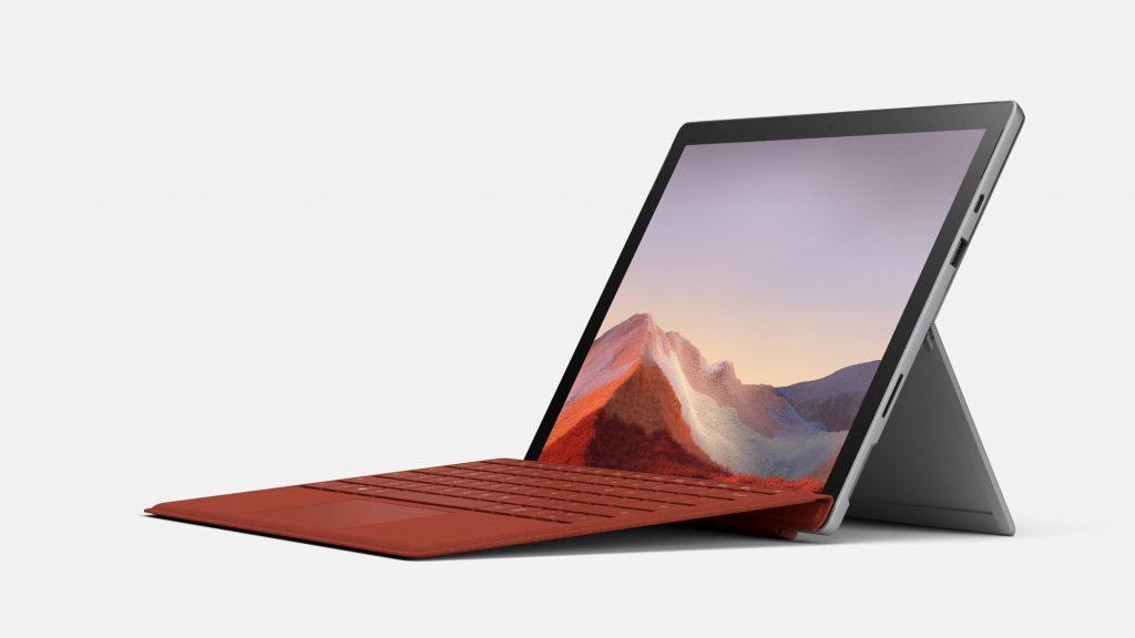 Microsoft Surface Pro 7 für Studium